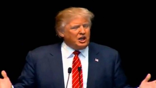 Donald Trump Issues His Most Bullsh*t Demand Yet Ahead Of CNN Debate (VIDEO)