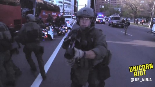 One Year Later: A Cop's Eye View of Protest Repression in Denver