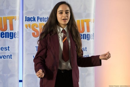 'Free Palestine' Speech Gets UK Teen Kicked From Competition