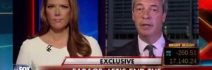 """Nigel Farage Batters Obama: """"He Came To Britain And Behaved Disgracefully"""""""